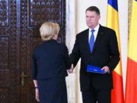 Presedintele Iohannis a convocat-o pe Viorica Dancila la Palatul Cotroceni. Intalnirea are loc intr-un context politic sensibil