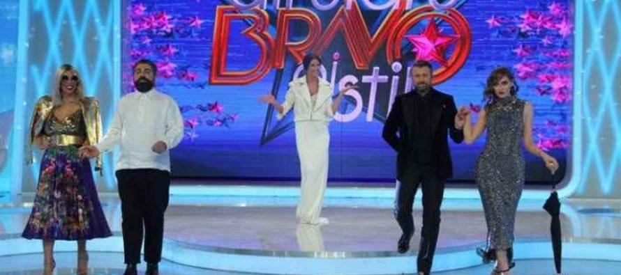 GALA BRAVO AI STIL. ALL STARS 27 IANUARIE 2018. Concurentele incing scena in ritm de salsa. Va fi o concurenta eliminata in prima gala?