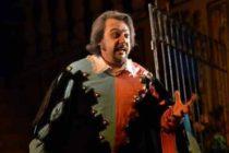 Baritonul George Petean, interpretare de exceptie in opera Rigoletto de Verdi la Sala Radio