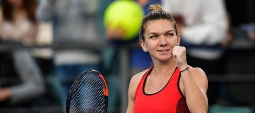 Halep revine pe locul 1 in clasamentul WTA, dupa ce Wozniacki a fost eliminata din turneul de la Doha
