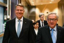 Avertisment de la presedintele Comisiei Europene la intalnirea cu Iohannis: Daca Legile Justitiei raman asa, intrarea in Schengen se va pune in alti termeni