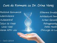 Curs de formare in Noua Medicina Germanica cu dr. Crina Veres