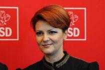 PSD ar urma sa o propuna pe Olguta Vasilescu la Ministerul Dezvoltarii, iar pe Mircea Draghici la Transporturi. Surse politice sustin ca Vasilescu ar urma sa ocupe si postul de vicepremier