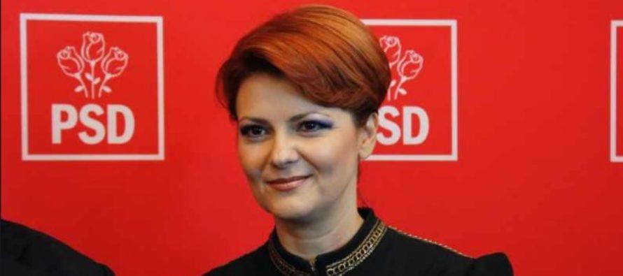 Olguta Vasilescu, intrebata de ce e nevoie de patru vicepremieri: In plan extern avem nevoie de o intarire a relatiilor