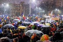 Presa straina scrie despre protestele din Romania. Euronews a transmis Live pe Facebook protestul din Bucuresti