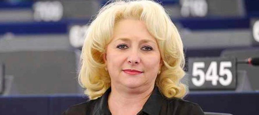 Viorica Dancila este propunerea PSD pentru functia de premier. Prima femeie care ar putea ajunge premier din istoria Romaniei este din Teleorman