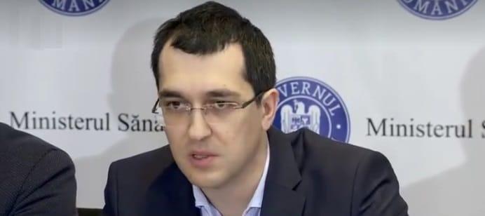 Vlad Voiculescu: Spaga pentru medici, asistente sau infirmiere trebuie sa inceteze. Sunt medici care nu traiesc decat din acesti bani negri
