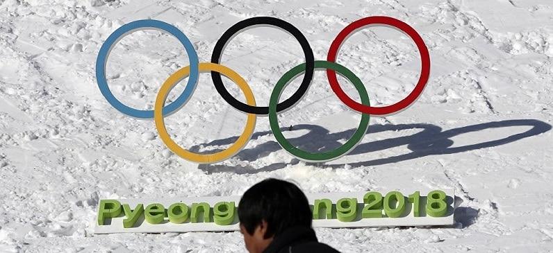 JOCURILE OLIMPICE DE IARNA 2018. Ceremonia de deschidere a Olimpiadei de Iarna de la PyeongChang se desfasoara intr-o atmosfera glaciara. UPDATE