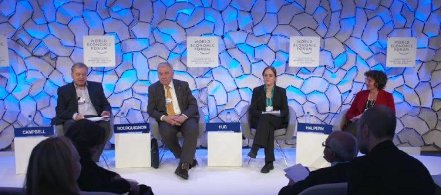Un cod de etica in stiinta, pe masa discutiilor la intalnirea World Economic Forum de la Davos