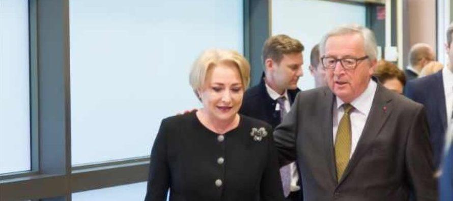 Viorica Dancila le-a cerut oficialilor de la Bruxelles sa ia informatii despre Romania direct de la Guvern sau sa o sune pe ea