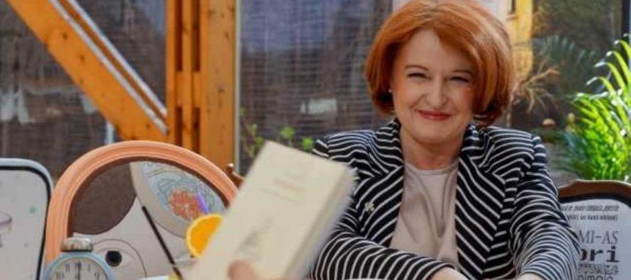 Scriitoarea Daniela Zeca Buzura, invitata la Marile Intalniri de la Teatrul Excelsior