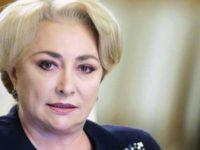 """Premierul Dancila cere politicienilor decenta in limbajul politic si retinere de la """"actiuni care pot afecta imaginea Romaniei"""""""