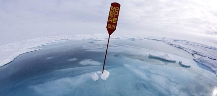 Europa este lovita de un frig glacial, insa la Polul Nord se inregistreaza temperaturi pozitive. Vremea ciudata continua cu o intensitate infricosatoare, sustin cercetatorii