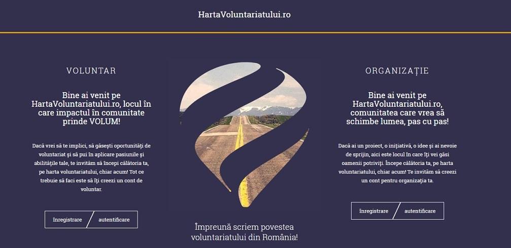 Prima scoala de voluntariat din Romania isi incepe cursurile in luna martie