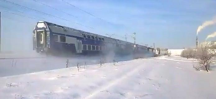 Trenuri anulate marti, 20 martie, de CFR Calatori pe mai multe rute printre care Bucuresti - Constanta si Faurei - Galati