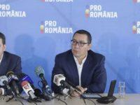 PRO ROMANIA, gruparea infiintata de Victor Ponta si Daniel Constantin, va deveni oficial partid politic