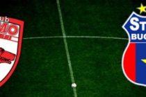 DINAMO – STEAUA 2-2, meci cu nume de mare derby disputat in Liga 4