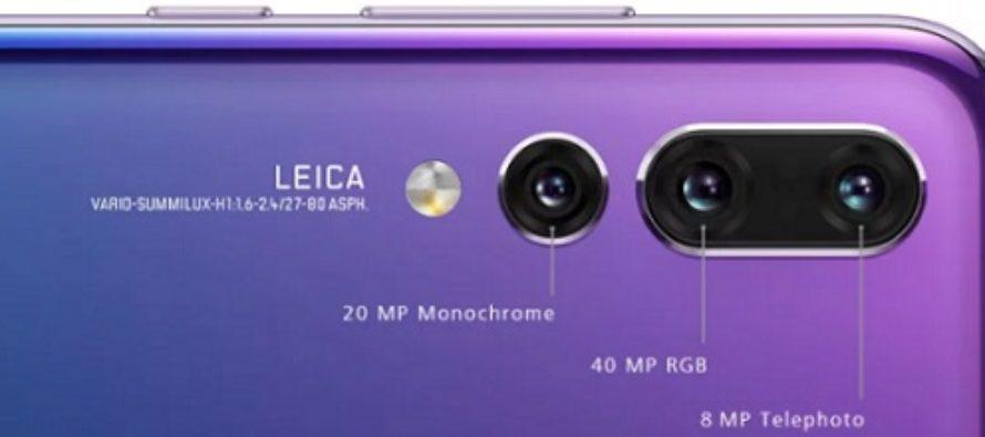 Huawei a lansat un telefon mai performant decat iPhone X si Samsung Galaxy S9