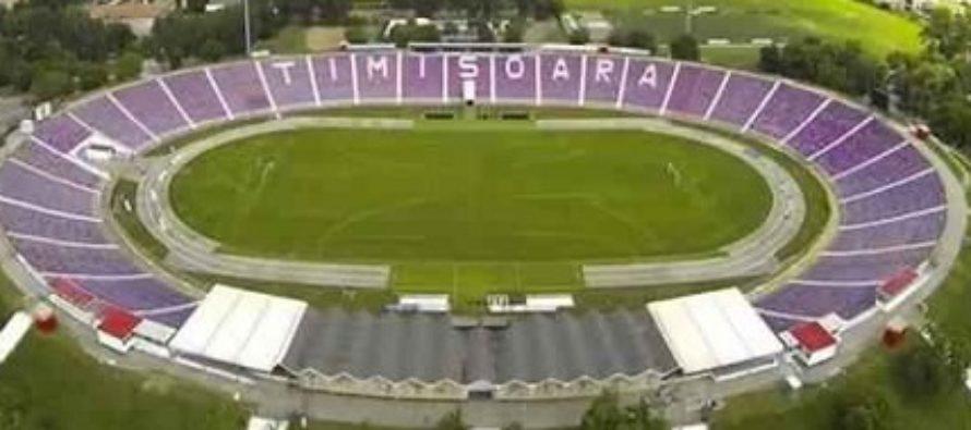 Timisoara va avea un stadion nou la nivelul Arenei Nationale sau a stadionului din Craiova