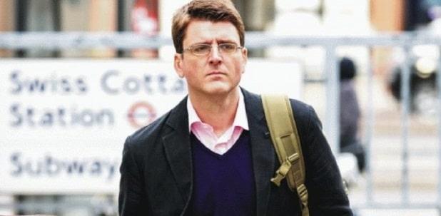 Alexander Adamescu a fost arestat la Londra, dupa ce a fi folosit acte false