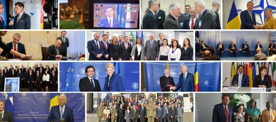"""Ambasadorii Romaniei vor fi evaluati de Guvern, Dragnea ar putea opera """"decapitari"""" in randul diplomatilor"""