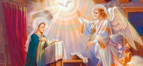 Crestinii sarbatoresc astazi Bunavestire, o zi inchinata Maicii Domnului in care este celebrat momentul conceperii lui Iisus Hristos