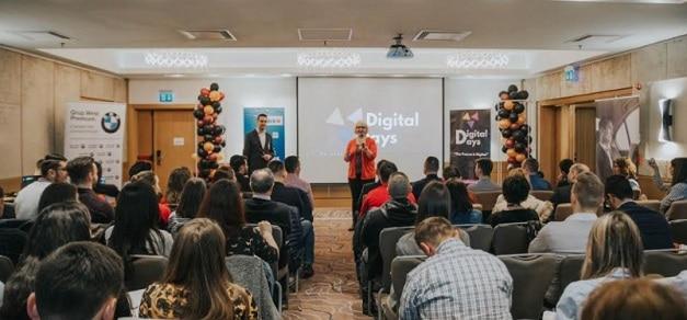 A doua editie a conferintei Digital Days a reunit 200 de specialisti de marketing si oameni de afaceri la Oradea