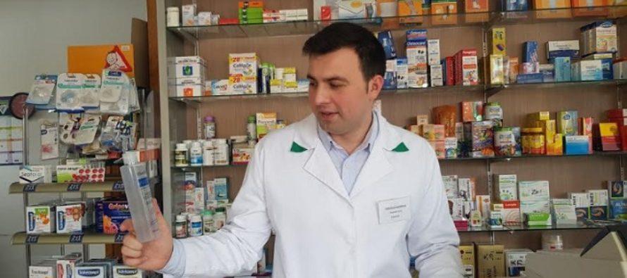 Povestea de succes a lui Emanuel Lazar, un tanar farmacist roman care la 28 de ani are propria linie de produse dermato-cosmetice