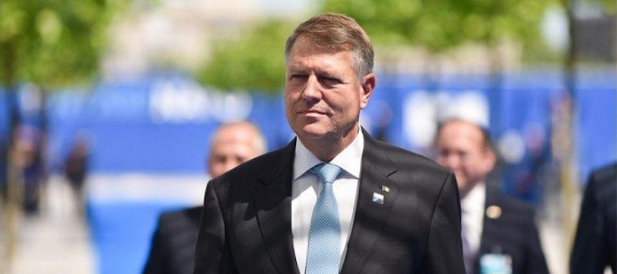 Klaus Iohannis saluta decizia Germaniei de a se implica in Initiativa celor Trei Mari si de a participa la Summitul de la Bucuresti