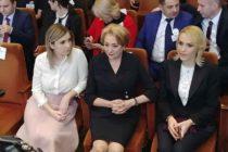 """La Congresul PSD, pe locul lui Ion Iliescu a stat iubita lui Dragnea. In pauza de numarare a voturilor, """"daddy"""" si-a adus aminte de tinerete"""