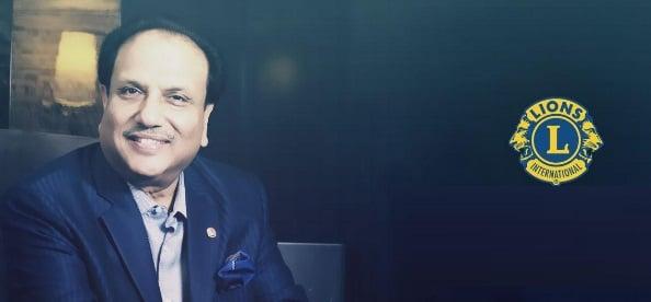 Presedintele Lions Clubs International, Naresh Aggarwal, se intalneste cu liderii Districtului Lions 124 Romania