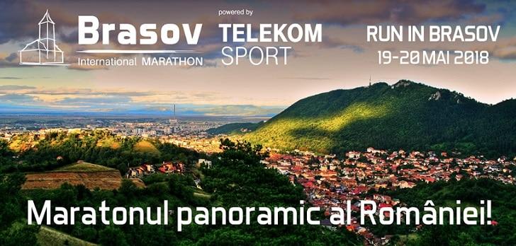 Maratonul International Brasov aliniaza la start pasionatii de sport din intreaga lume