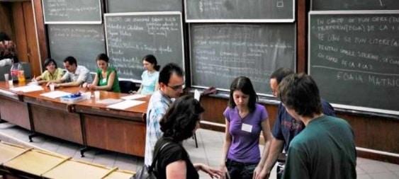 Pregatire gratuita la Matematica, Fizica si Chimie pentru Bacalaureat si admitere la facultate. Cursurile de pregatire, sustinute de Universitatea Politehnica din Bucuresti