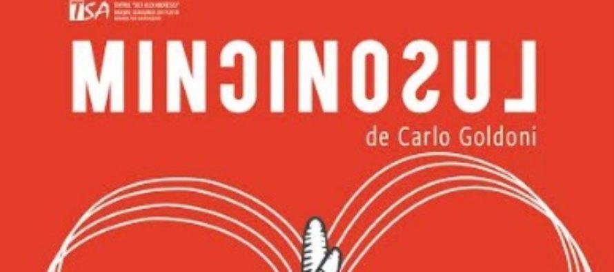 """Spectacolul Mincinosul de Carlo Goldoni are premiera in weekend la Teatrul """"Sica Alexandrescu"""" din Brasov"""