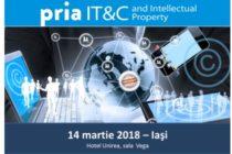 OSIM si ORDA dezbat la Iasi noutatile in inovatie, tehnologie digitala si protectie IT&C in cadrul PRIA IT&C and Intellectual Property