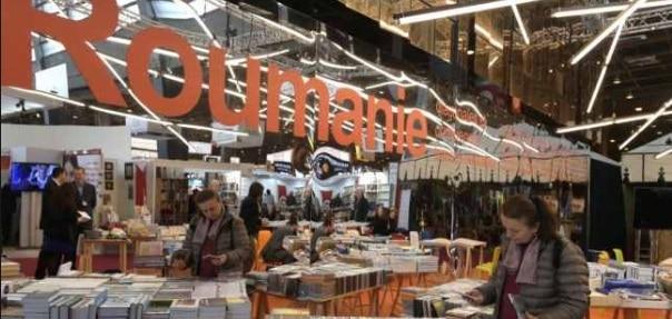 Romania participa la Salonul cartii de la Paris cu peste 50 de titluri recente, la mesele rotunde fiind asteptate nume importante ale literaturii si culturii romane, editori si diplomati