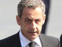 Nicolas Sarkozy a fost retinut si este interogat la o sectie de politie din Nanterre