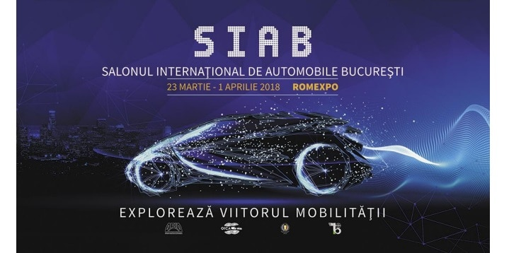 Dezbateri la Salonul International de Automobile Bucuresti - SIAB 2018