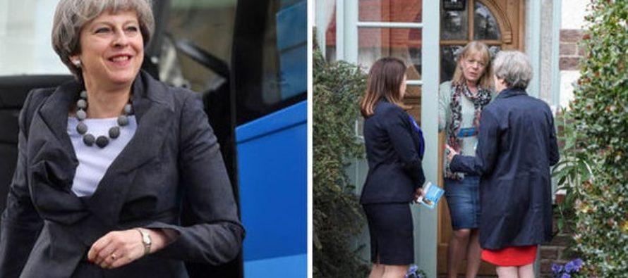 Premierul Theresa May incepe un turneu de o zi in Marea Britanie pentru a marca Ziua Brexit
