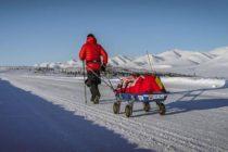 Tibi Useriu conduce Maratonul Arctic, cea mai dura cursa de pe planeta. Duminica dimineata, Tibi avea doar 11 ore de odihna in aproape 50 de ore de la startul cursei