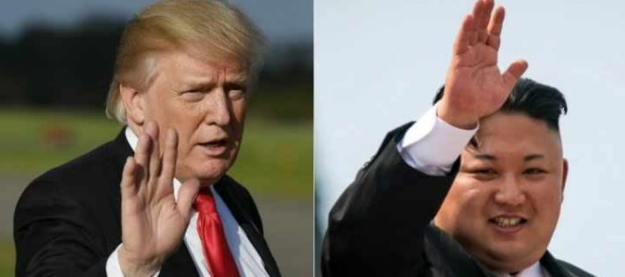 Donald Trump a acceptat sa participe la un summit istoric cu liderul nord-coreean Kim Jong-Un