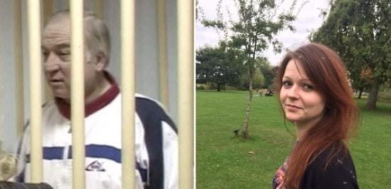 Iulia Skripal nu se mai afla in stare critica, starea ei de sanatate ameliorandu-se rapid