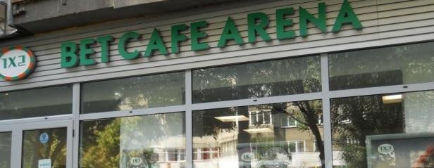 PROGRAM BET ARENA CAFE PASTE 2018