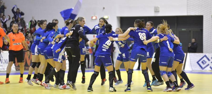 HANDBAL: SCM Craiova s-a calificat in finala Cupei EHF dupa o dubla jucata impotriva campioanei Turciei