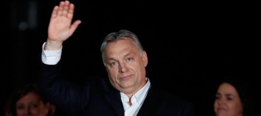 Rezultatele alegerilor din Ungaria: Fidesz, partidul anti-imigratie al lui Viktor Orban, a obtinut 133 din cele 199 de locuri in Parlament
