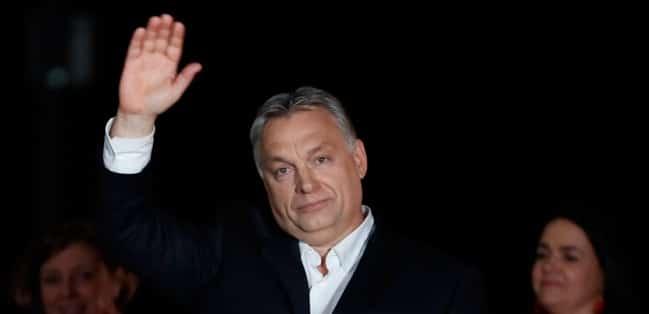 Rezultatele alegerilor din Ungaria. Fidesz, partidul anti-imigratie al lui Viktor Orban, a obtinut 133 din cele 199 de locuri in Parlament