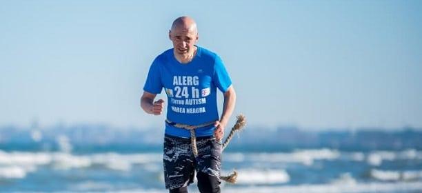 """""""Alerg 24h Autism Marea Neagra"""" se va desfasura pe 5 si 6 mai pe plaja din Mamaia. Cursa inedita introdusa la initiativa puscasilor americani de la baza Mihail Kogalniceanu"""