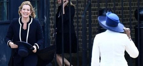 Amber Rudd a demisionat din functia de ministru de Interne din cauza tensiunilor generate de politica de imigrare. Premierul Marii Britanii i-a acceptat demisia