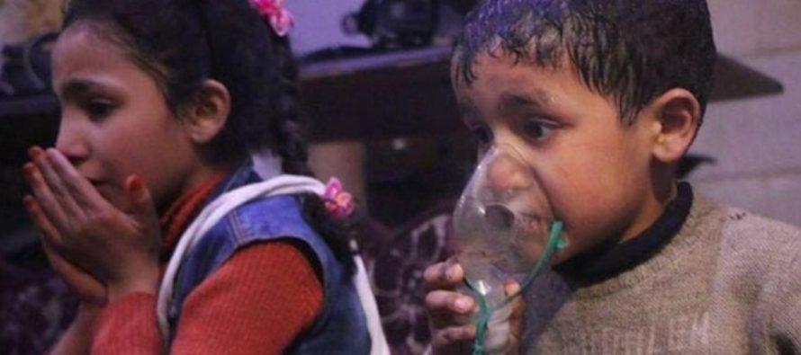 Ministerul Apararii din Rusia sustine ca are dovezi ca atacul chimic din Siria a fost pus la cale de Marea Britanie