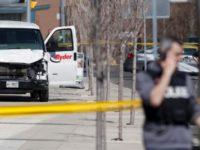 ATAC IN CANADA. Un camion a intrat in multime la Toronto, cel putin 9 morti si 16 raniti
